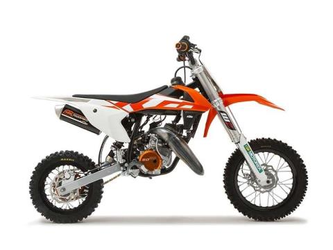 2016 KTM 50 SXS in Billings, Montana