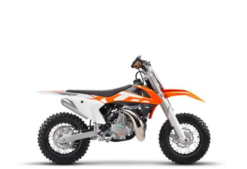 2016 KTM 50 SX Mini in Sioux City, Iowa