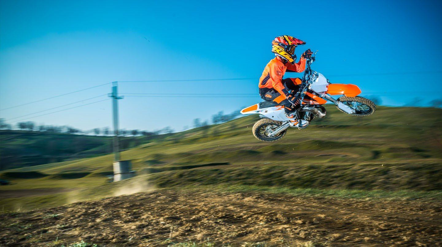 2016 KTM 65 SX in Iowa City, Iowa - Photo 2