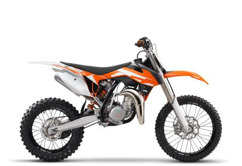 2016 KTM 85 SX 17/14 in Billings, Montana