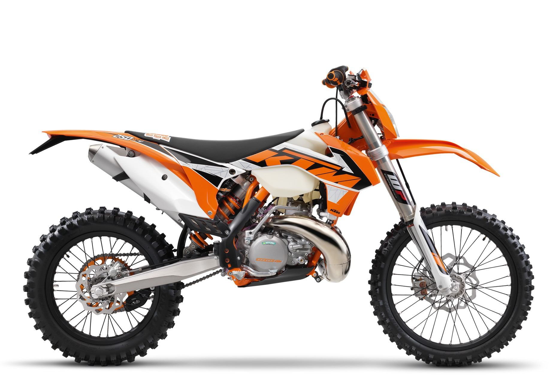 2016 KTM 250 XC in Johnson City, Tennessee