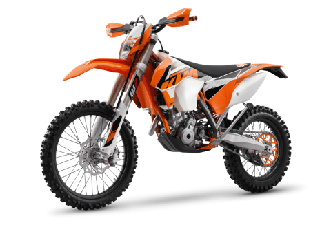 2016 KTM 250 XCF-W in Orange, California