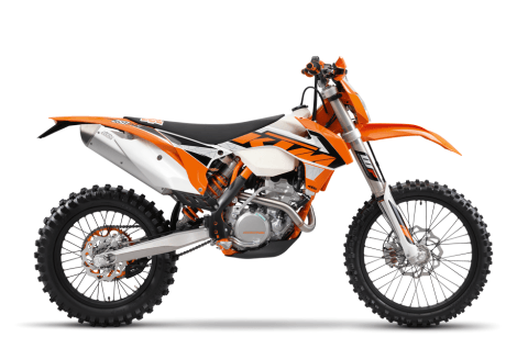 2016 KTM 250 XCF-W in Billings, Montana