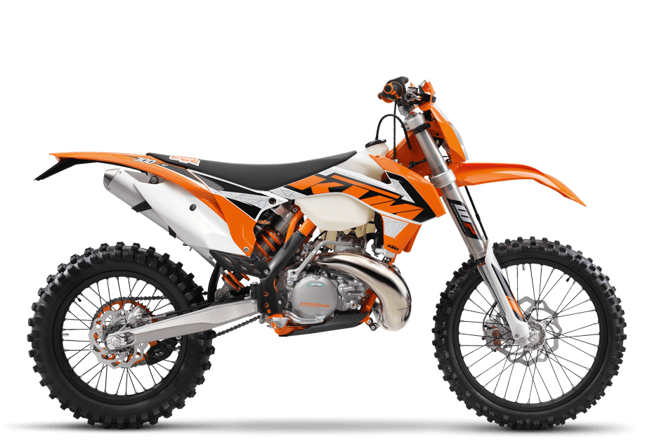 2016 KTM 300 XC in Orange, California