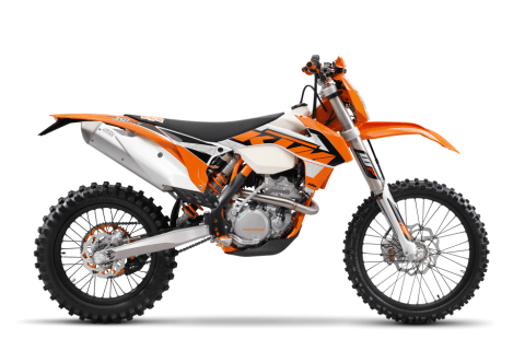 2016 KTM 350 XCF-W in Billings, Montana