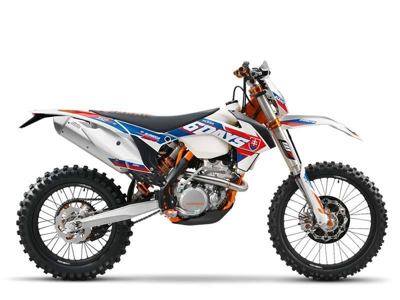 2016 KTM 350 XCF-W Six Days in Orange, California