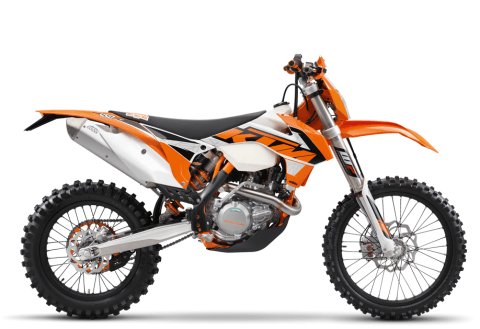 2016 KTM 450 XC-F in Colorado Springs, Colorado