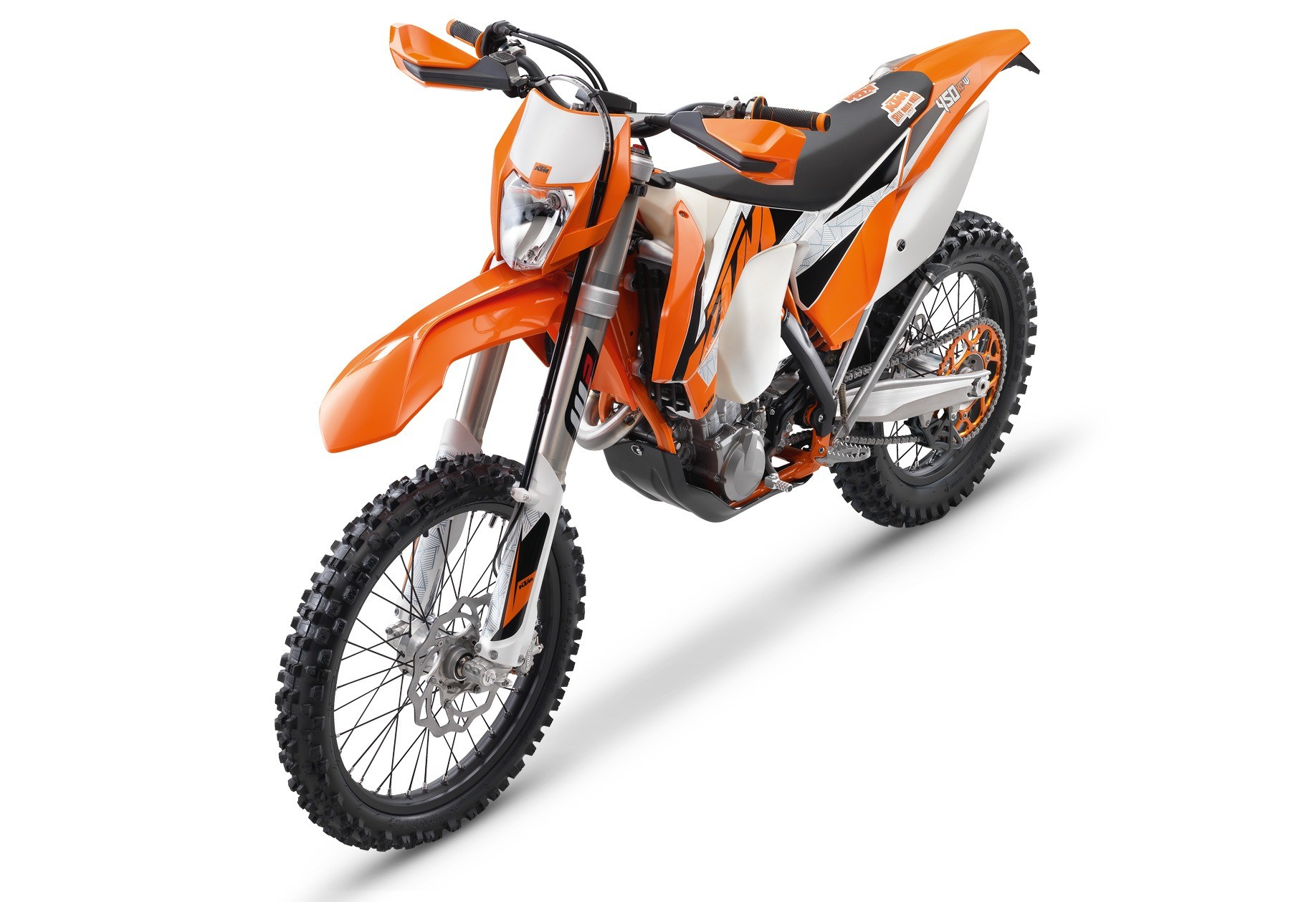 2016 KTM 450 XC-F in Costa Mesa, California