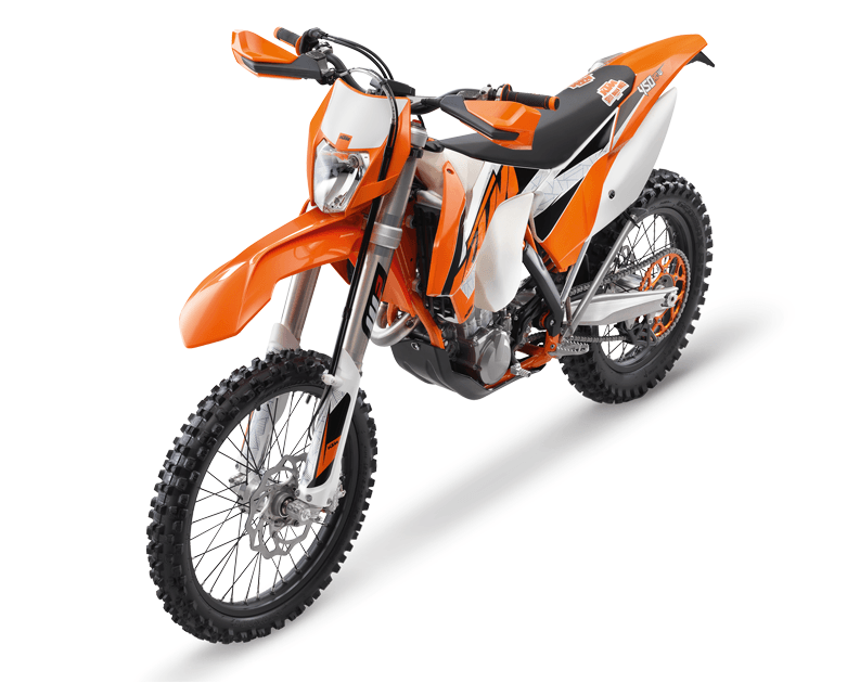 2016 KTM 450 XC-W in Olympia, Washington