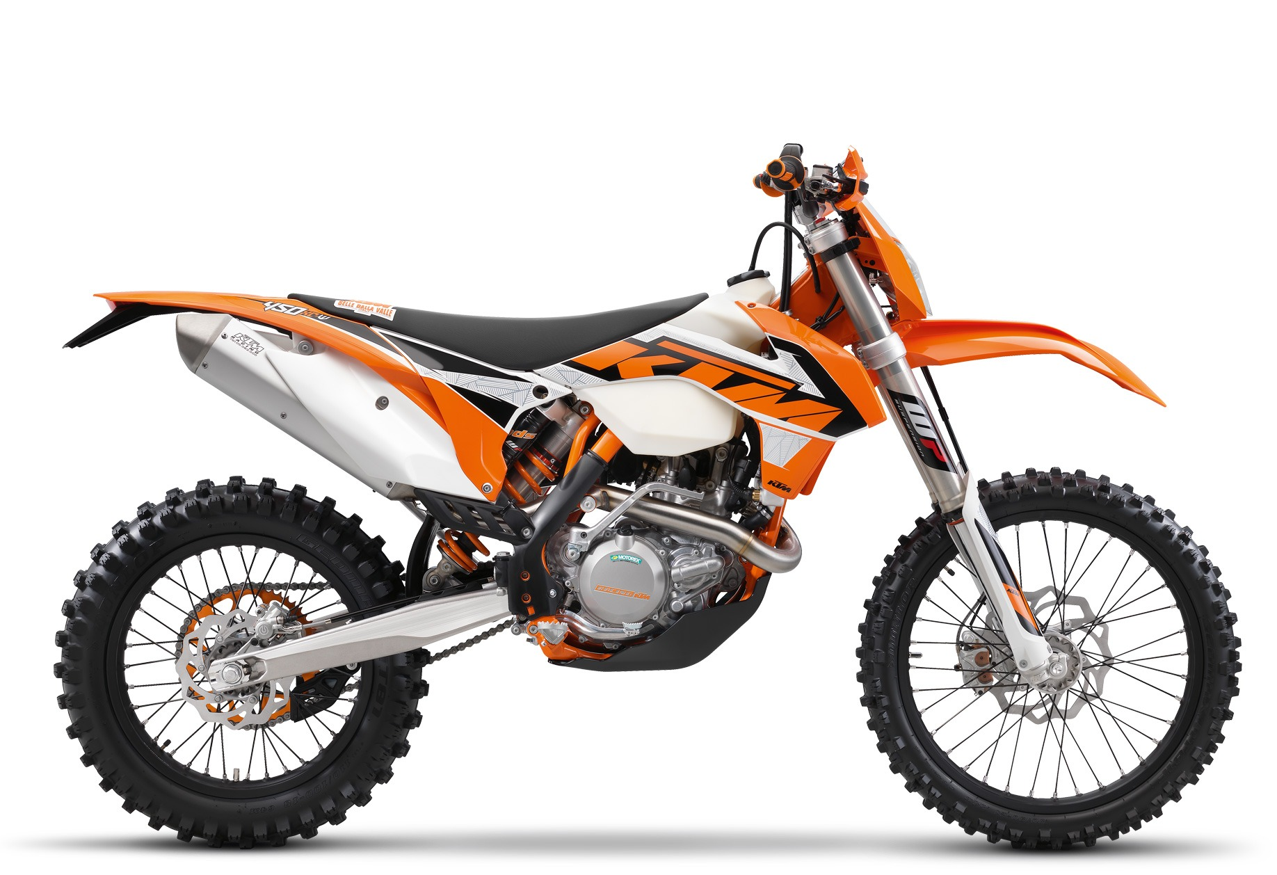 2016 KTM 450 XC-W in Pittsburgh, Pennsylvania