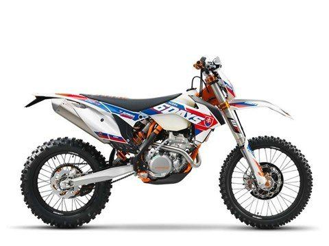 2016 KTM 500 EXC Six Days in Orange, California