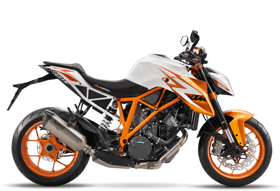2016 KTM 1290 Super Duke R Special Edition in Orange, California