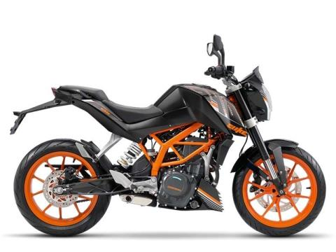 2016 KTM 390 Duke in Colorado Springs, Colorado