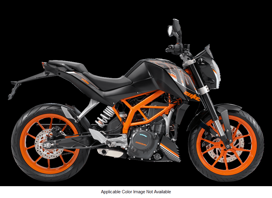 2016 KTM 390 Duke in Waynesburg, Pennsylvania