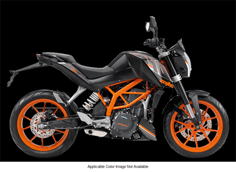 2016 KTM 390 Duke in Olympia, Washington