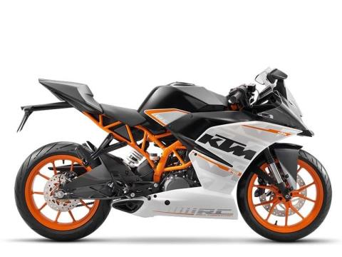 2016 KTM RC 390 in Billings, Montana