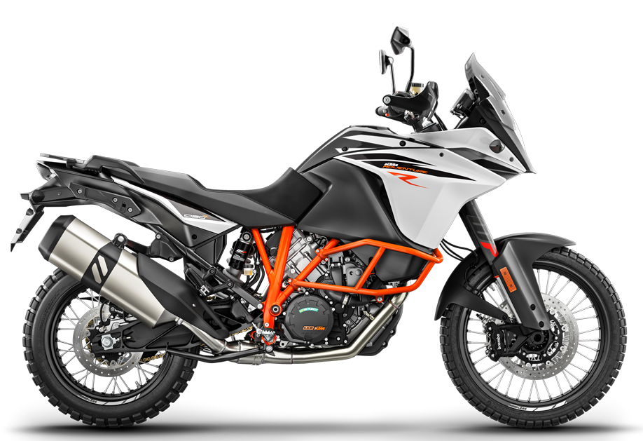 2017 KTM 1090 Adventure R in Pompano Beach, Florida