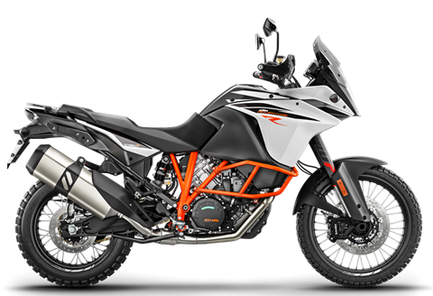 2017 KTM 1090 Adventure R in Goleta, California