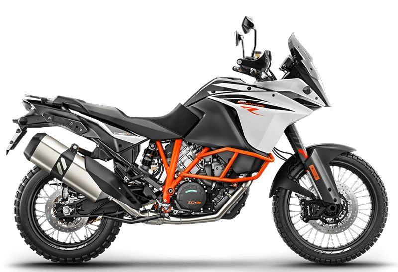 2017 KTM 1090 Adventure R in Bozeman, Montana