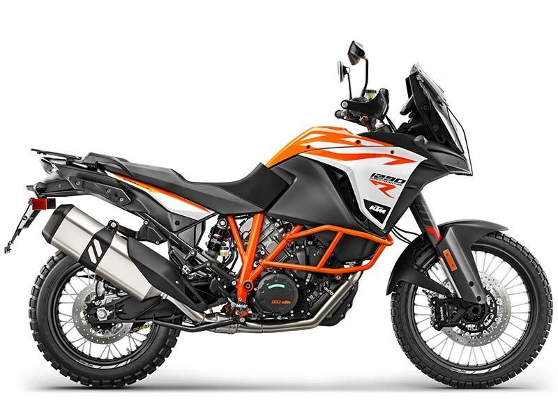 2017 KTM 1290 Super Adventure R in Chippewa Falls, Wisconsin