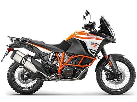 2017 KTM 1290 Super Adventure R in North Mankato, Minnesota