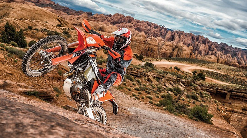 2017 KTM 250 EXC-F in Colorado Springs, Colorado