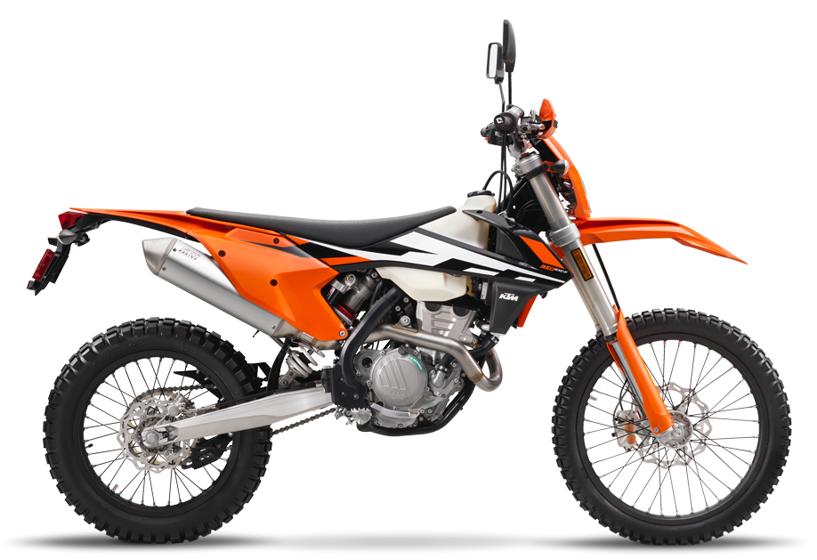 2017 KTM 350 EXC-F in Baldwin, Michigan