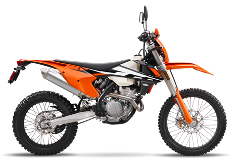 2017 KTM 350 EXC-F in Costa Mesa, California