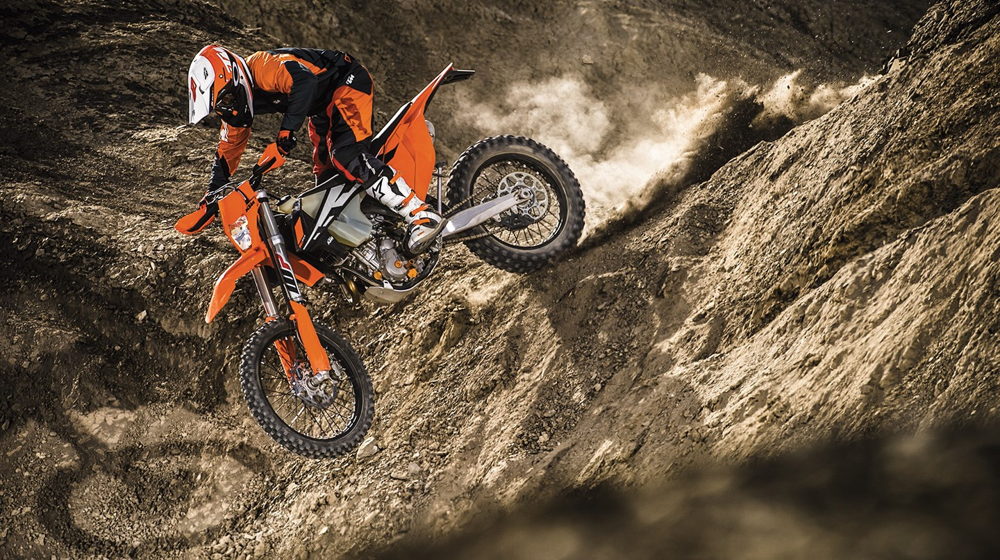 2017 KTM 350 EXC-F in Orange, California