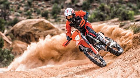 2017 KTM 350 EXC-F in Santa Fe, New Mexico