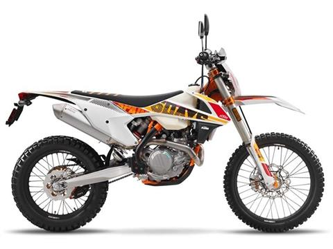 2017 KTM 450 EXC-F Six Days in Elk Grove, California