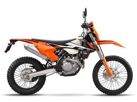 2017 KTM 500 EXC-F in Elk Grove, California