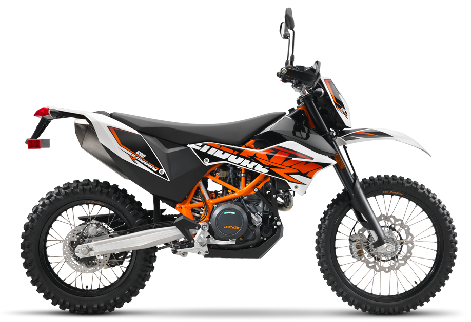 2017 KTM 690 Enduro R in Orange, California