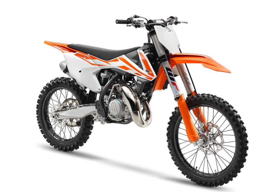 2017 KTM 125 SX in Orange, California
