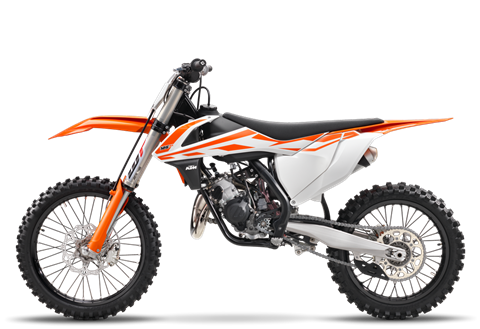 2017 KTM 125 SX in Reynoldsburg, Ohio