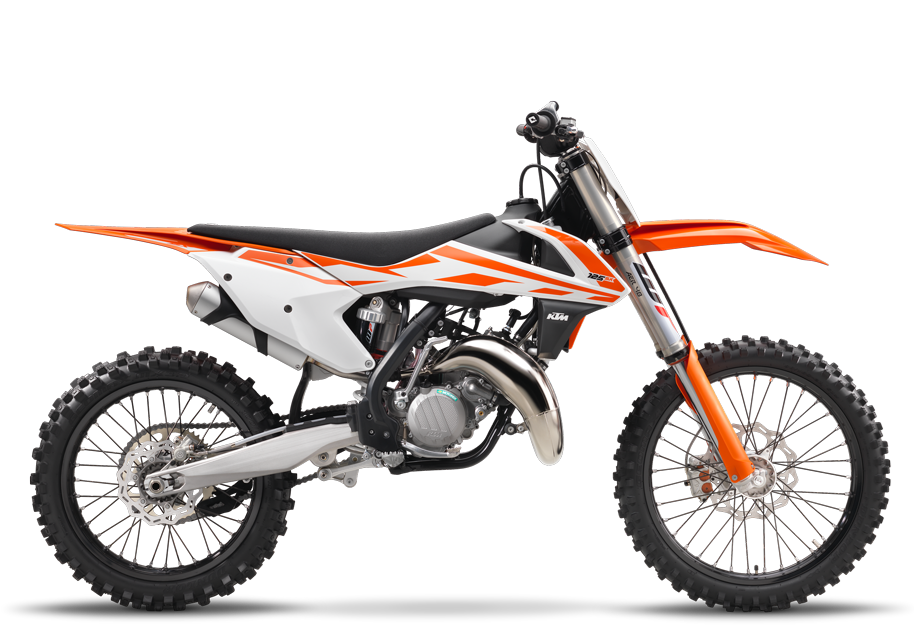 2017 KTM 125 SX in Manheim, Pennsylvania