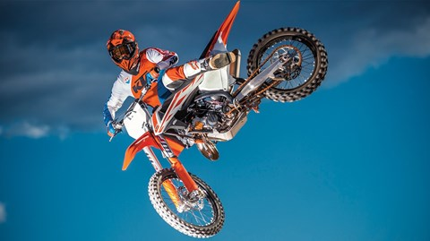 2017 KTM 125 SX in Johnstown, Pennsylvania