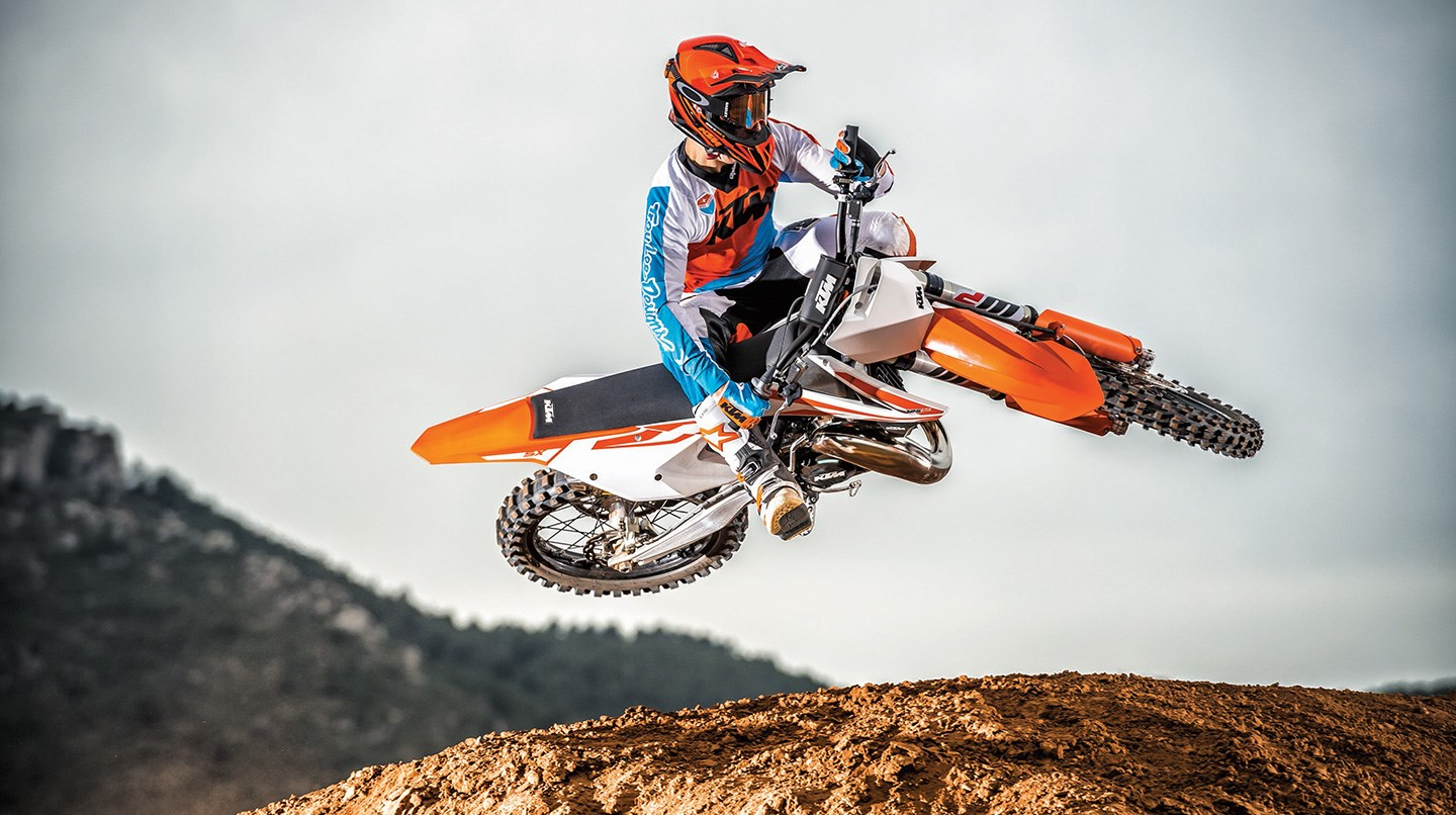 2017 KTM 125 SX in Pittsburgh, Pennsylvania