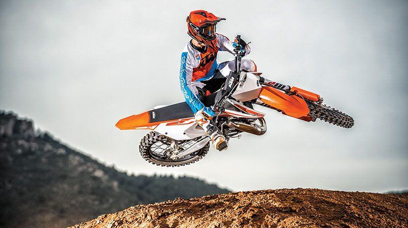 2017 KTM 125 SX in Kittanning, Pennsylvania