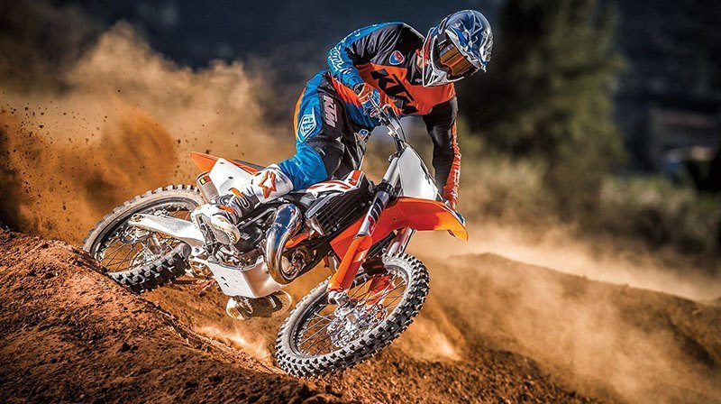 2017 KTM 125 SX in Chippewa Falls, Wisconsin