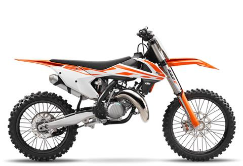 2017 KTM 150 SX in Wilkes Barre, Pennsylvania