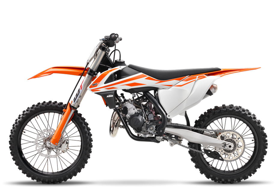 2017 KTM 150 SX in Dimondale, Michigan