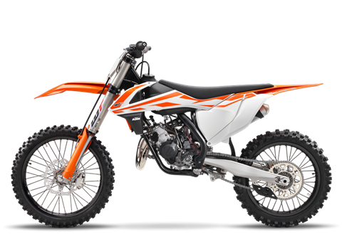 2017 KTM 150 SX in Olympia, Washington