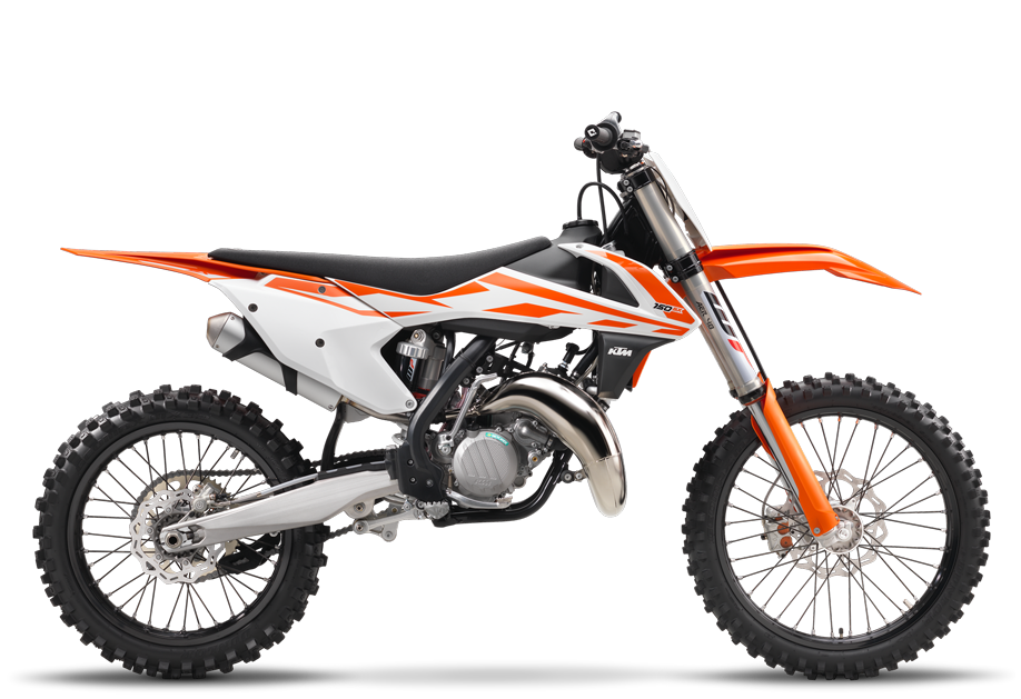 2017 KTM 150 SX in Orange, California
