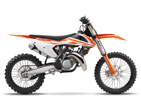 2017 KTM 150 SX in Grass Valley, California