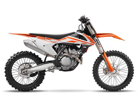 2017 KTM 250 SX-F in Wilkes Barre, Pennsylvania