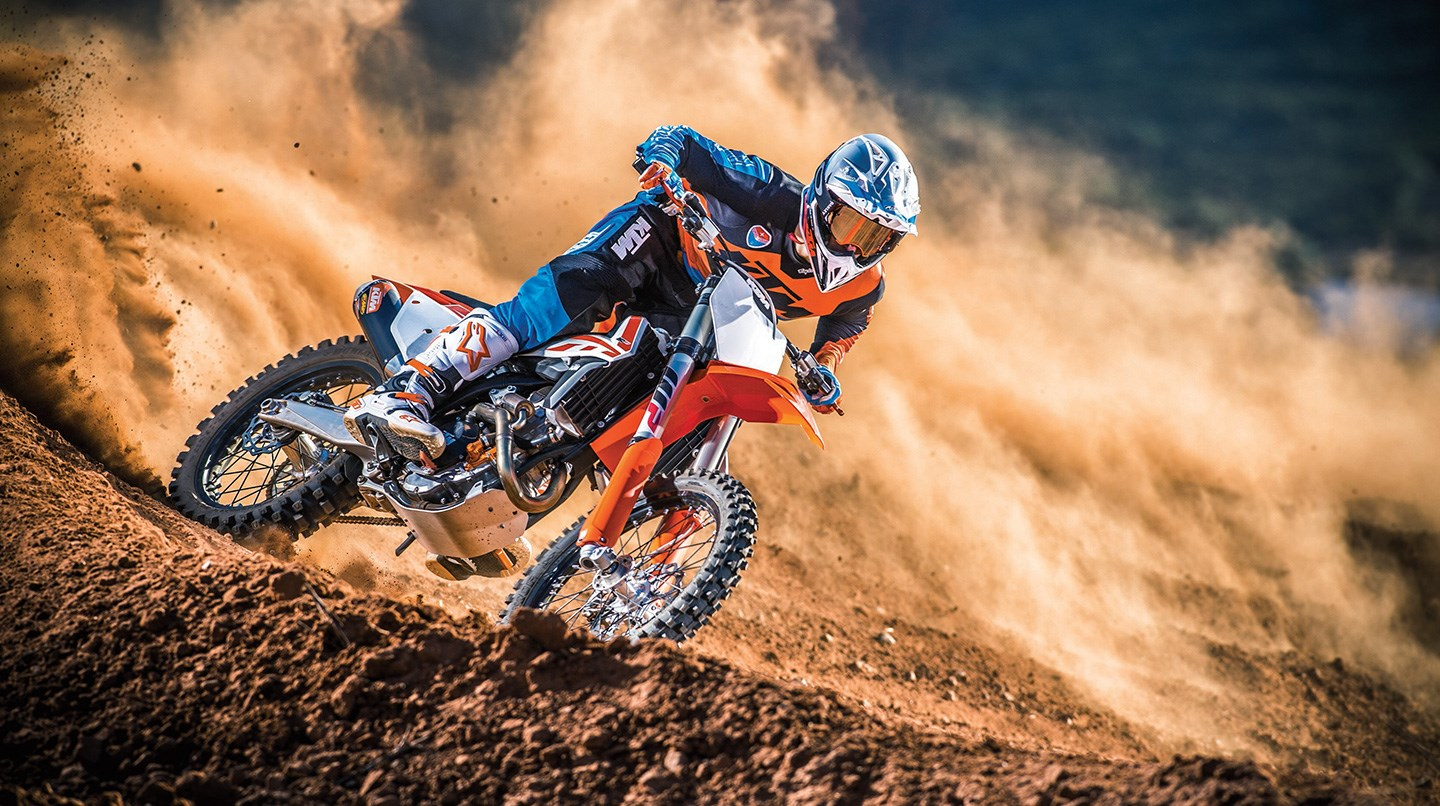 2017 KTM 250 SX-F in Chippewa Falls, Wisconsin