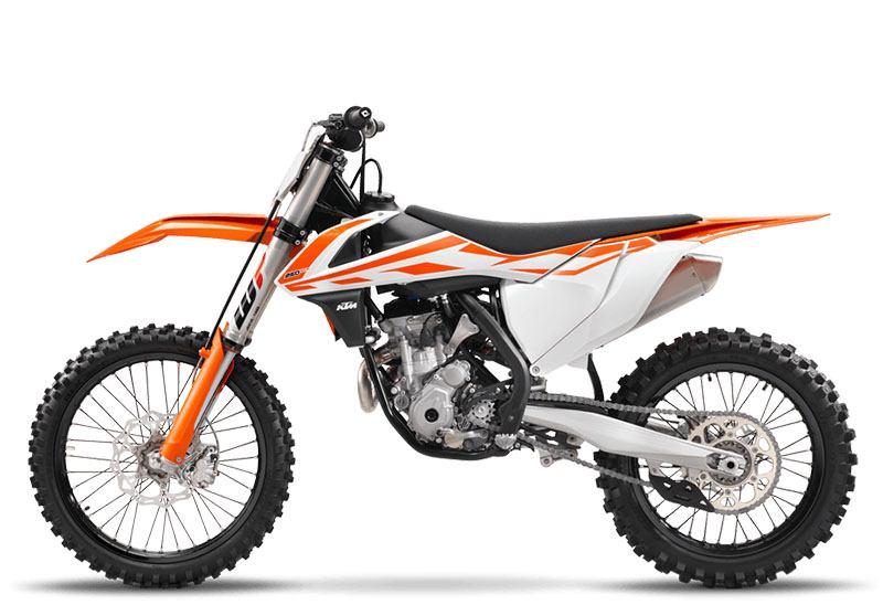 new 2017 ktm 250 sx f motorcycles in hialeah fl. Black Bedroom Furniture Sets. Home Design Ideas