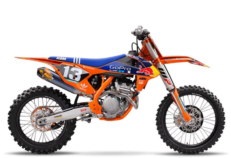 2017 KTM 250 SX-F Factory Edition in Johnson City, Tennessee