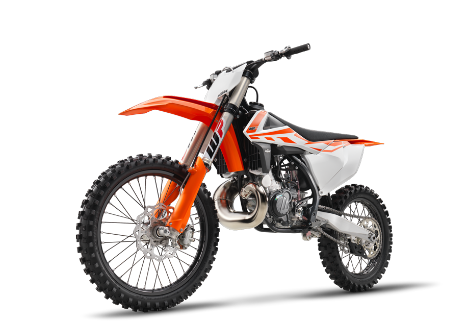 2017 KTM 250 SX in Dimondale, Michigan